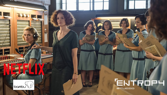 Las Chicas del Cable - Noticia de Prensa